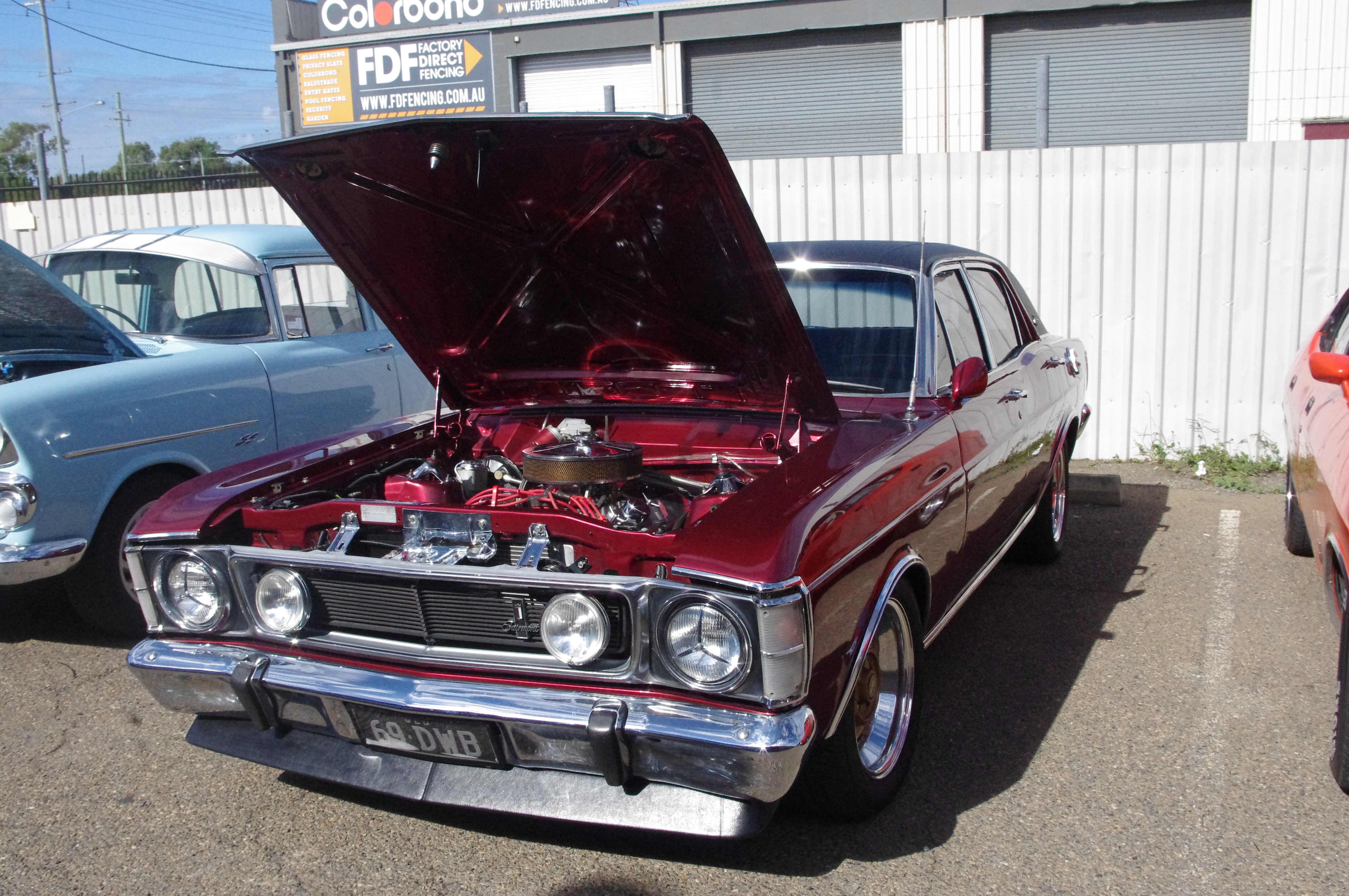 2014 Photo Album - Resurrected Relics Show \'n Shine 18 May 2014
