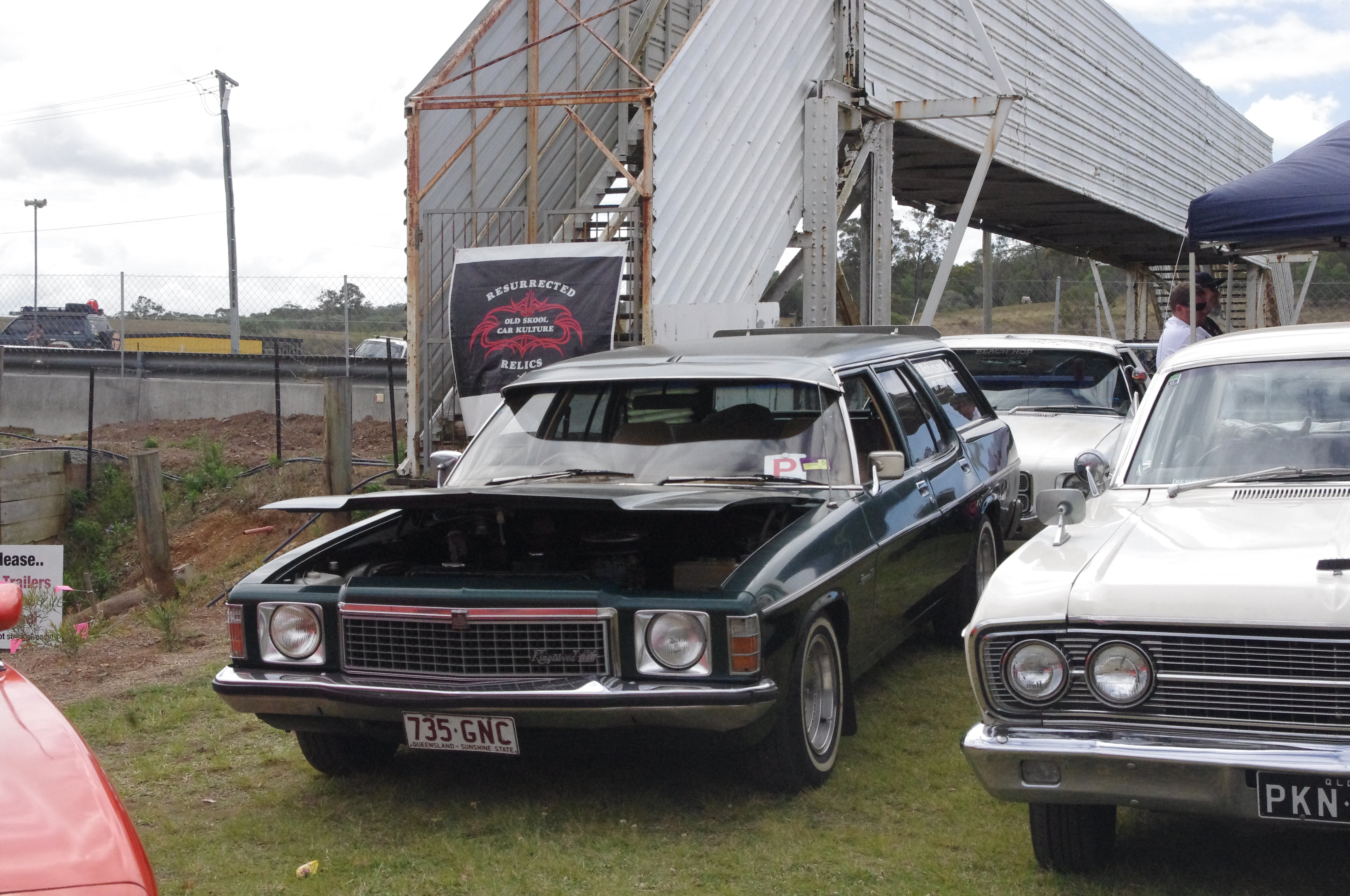 2014 Photo Album - Resurrected Relics All Aussie day at LAkeside